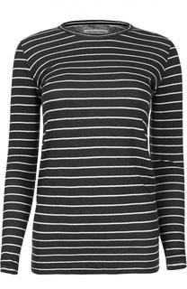 Льняная футболка с длинным рукавом Isabel Marant Etoile