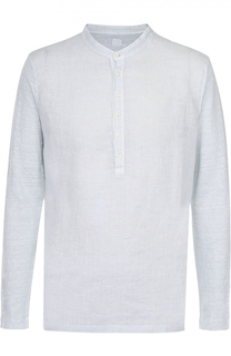 Льняная рубашка хенли 120% Lino