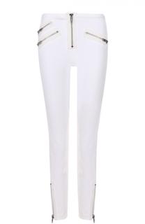 Укороченные джинсы-скинни с декоративными молниями 3.1 Phillip Lim