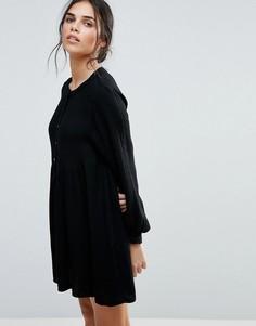 Свободное платье d.RA Marnie Raven - Черный