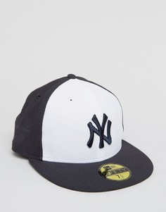 Кепка New Era 59Fifty NY Yankees Diamond Era - Черный