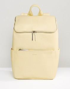Рюкзак Matt & Nat Brave - Желтый