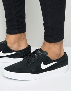 Nikes SB Stefan Janoski Hyperfeel Trainers In Black 844443-001 - Черный