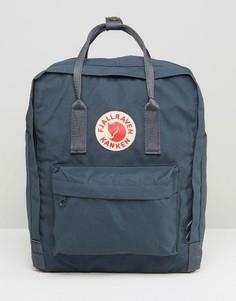 Темно-синий рюкзак Fjallraven Kanken 16L - Темно-синий