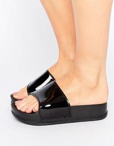 Туфли на платформе Truffle - Черный