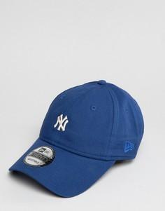 Кепка New Era 9Twenty NY Yankees - Темно-синий