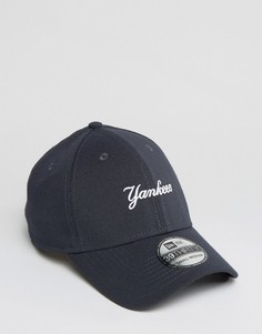 Кепка New Era 39Thirty NY Yankees - Темно-синий