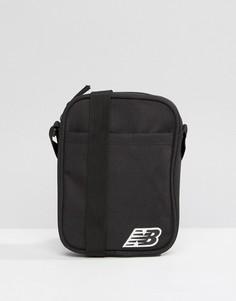 Черная сумка для авиапутешествий New Balance - Черный