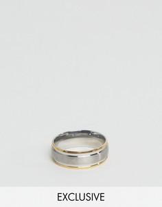 Полированное кольцо Reclaimed Vintage - Серебряный