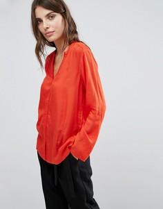 Рубашка b.Young Hibe - Красный