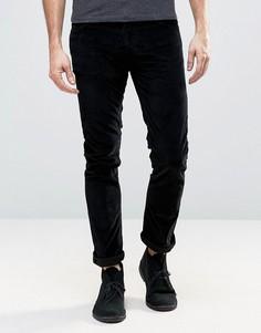 Черные джинсы Nudie Jeans Co Grim Tim - Черный