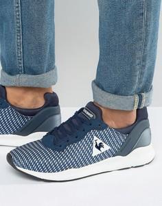 Жаккардовые кроссовки Le Coq Sportivf R XVI - Синий
