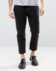 Черные брюки карго Rollas Stubs - Черный Rollas