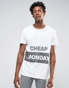 Футболка Cheap Monday - Белый