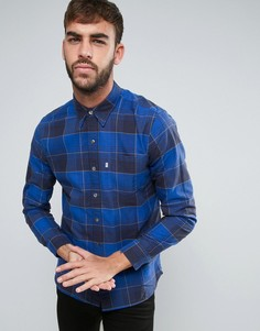 Узкая рубашка с карманом Levis Sunset - Синий Levis®