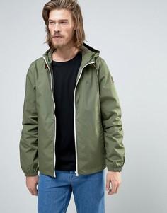 Зеленая куртка с капюшоном Element Alder - Зеленый