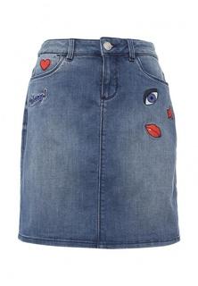 Юбка джинсовая Tom Tailor