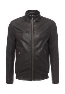 Куртка кожаная Tommy Hilfiger