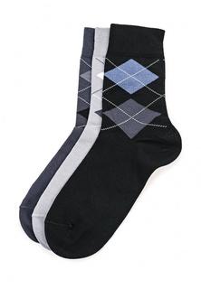 Комплект носков 3 пары Брестские