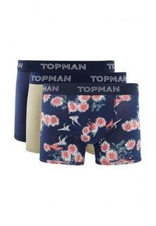 Комплект трусов 3 шт. Topman