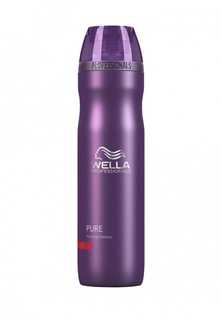 Очищающий шампунь Wella