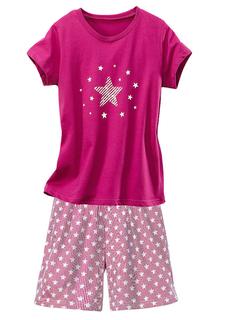 Пижама с шортами, 2 штуки PETITE FLEUR