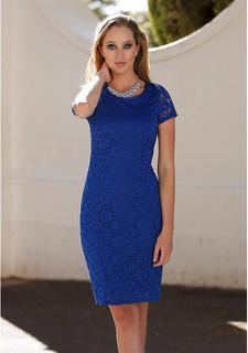Кружевное платье MY STYLE