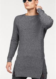 Удлиненный пуловер JOHN DEVIN