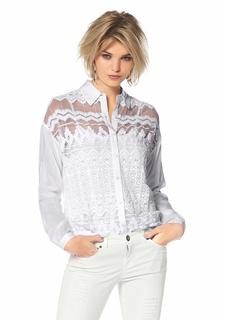 Кружевная блузка Laura Scott