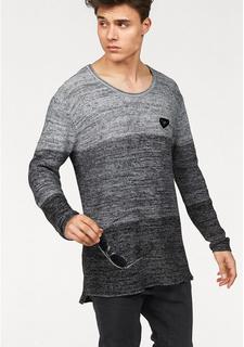 Удлиненный пуловер BRUNO BANANI
