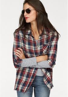 Фланелевая блузка Aniston