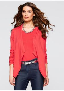 Комплект: кардиган + пуловер