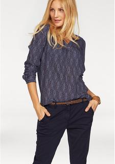 Удлиненная блузка s.Oliver
