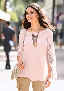 Удлиненная блузка Venca