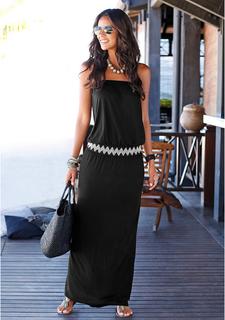 Платье макси Lascana