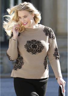 Пуловер MY SIZE