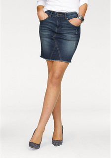 Джинсовая мини-юбка Arizona