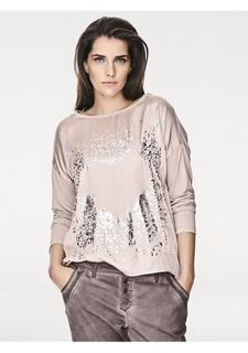 Удлиненная блузка Rick Cardona