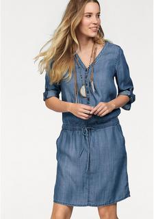 Джинсовое платье s.Oliver