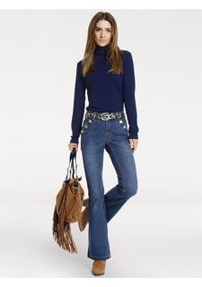 Расклешенные джинсы Rick Cardona
