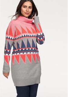 Удлиненный пуловер Kangaroos