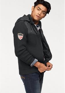 Трикотажная куртка Rhode Island