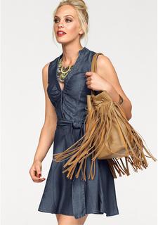 Джинсовое платье MELROSE