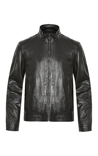 Мужская кожаная куртка Al Franco