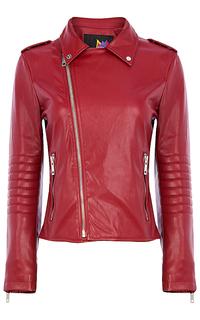 Женская куртка-косуха из экокожи Neohit