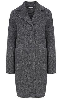 Твидовое пальто La Reine Blanche