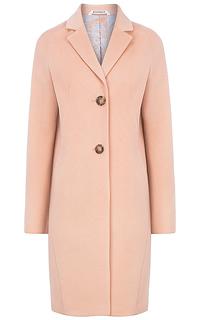 Женское шерстяное пальто Pompa