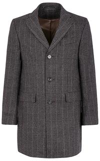 Мужское полушерстяное пальто Truvor