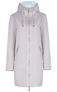 Удлиненная куртка на синтепоне La Reine Blanche