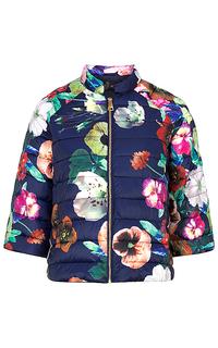 Утепленная куртка с принтом Acasta